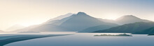 Mountain Panoramic Landscape W...