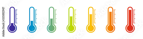 Leinwand Poster Thermometer02042020c