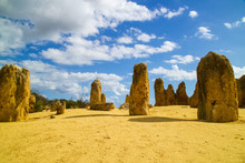 Pinnacles Standing Tall In Aus...