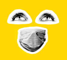 Medical Mask Protection Agains...