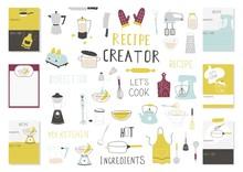Big Recipe Creator Template Se...