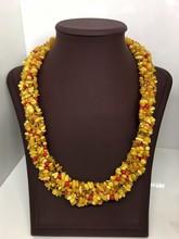 Handmade Amber Bead Necklaces ...