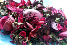 Purple Potpourri