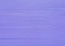 Big Lilac Violet Wood Plank Wa...