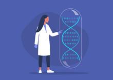 DNA Code, Biotech Startup, Sci...