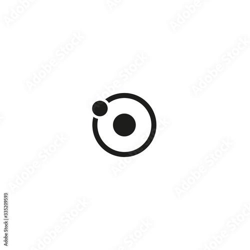 Obraz orbit - fototapety do salonu