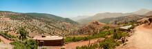 Panoramic View Of The Atlas Mo...