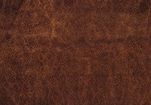 Dark Abstract Brown Leather Texture Background