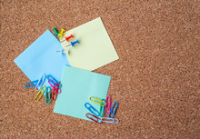 Colorful Note Papers