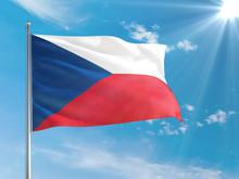 Czech Republic National Flag W...