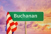 Buchanan – Michigan. Road Or...