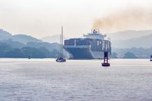 Balboa, Panama, 02-03-2020 Sai...