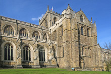 Ripon Cathedral, Yorkshire