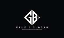 GB ,BG ,G ,B  Letter Logo Desi...