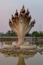 Wat Ban Rai, Nakhon Ratchasima Province, Thailand