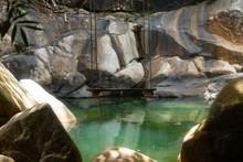Ba Ho Waterfalls Cliff Jumping...