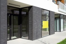 Panoramic Windows Of New Comme...