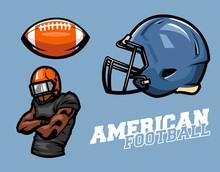 American Football Set Design