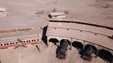 Chacabuco, Estación De Trenes