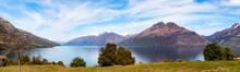 Lake Wakatipu Panoramoc View, ...