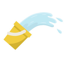 Splash And Splatter. Liquid Po...