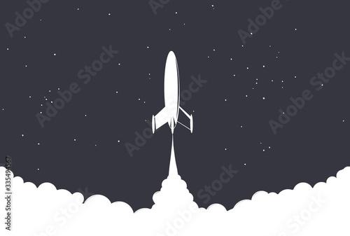 startujaca-rakieta