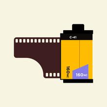 Camera Vintage Film Roll Cartr...