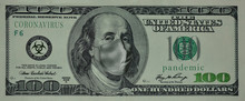 100 US Dollars, Franklin With ...