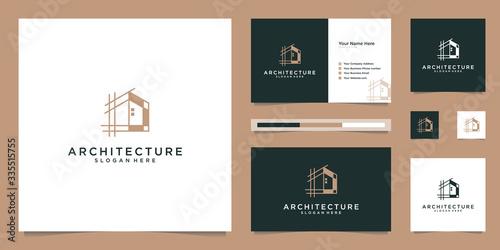 building architecture logo design inspiration