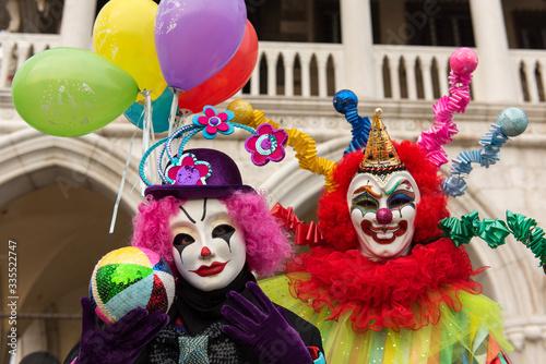 Slika na platnu Carnevale a Venezia