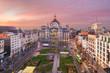 Antwerp, Belgium Cityscape