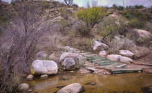 Catalina State Park Is Situate...