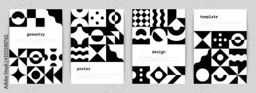 Cuadros en Lienzo Bauhaus poster