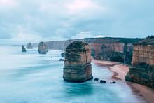 Great Ocean Road, 12 Apostles, Victoria, Australia.