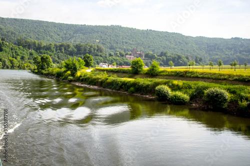 Heidelberg und Neckartal #335597708
