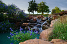 A Pretty Park In Frisco, Texas...