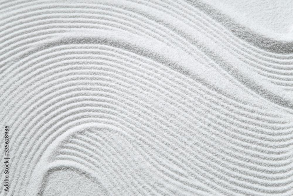 Fototapeta White sand
