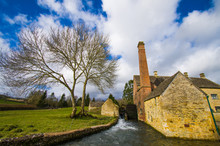 Slaughter Mill Cotswolds Engla...