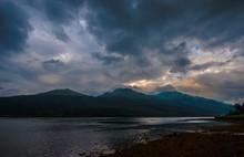 Loch Lomond Highlands Scotland UK