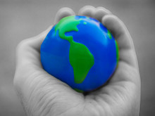 Earth Future Is In Our Hands