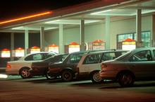 Car Hop Hamburger Stand