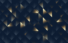 Abstract Geometric Pattern Lux...
