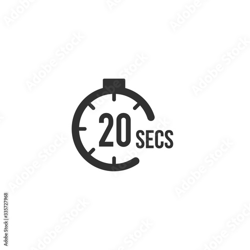 Photographie 20 seconds Countdown Timer icon set