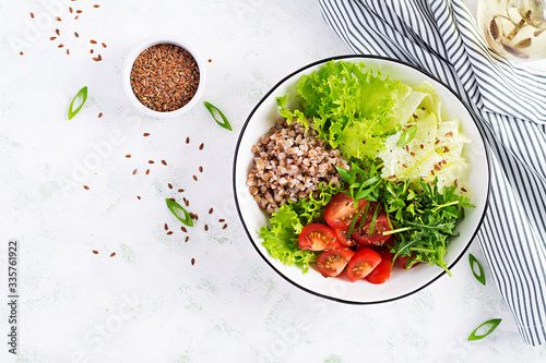 Fototapeta Healthy food