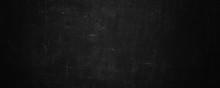 Dark Texture Chalk Board And G...
