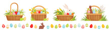 Set Of Easter Baskets For The ...