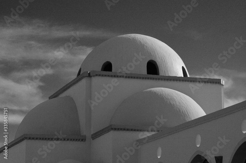 dome on the roof of a building Fototapeta