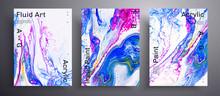 Abstract Vector Poster, Textur...