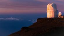 Haleakela Observatory On Maui