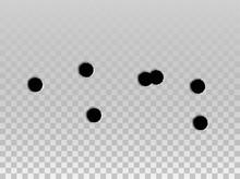 Bullet Hole Drip Mark Shoot. S...